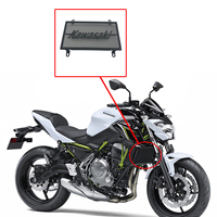 New For Kawasaki Z250 Z300 NINJA250 NINJA300 2012 2016 Stainless Steel Motorcycle Accessories Radiator Grille Guard Protection
