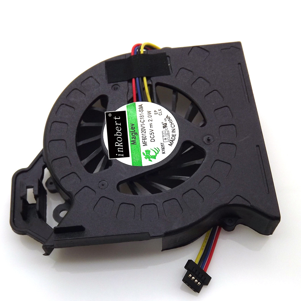 Fit Rangale New CPU Cooling Fan With Heatsink For HP Pavilion Dv7-6000 DV7-6100