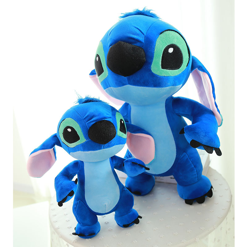 Big Size bule interstellar Doll Cute Lovely Stuffed stich Plush Dolls Baby Toy Pillows Kids Toys Gift for Children 1pc оправа miu miu miu miu mi007dwhag36