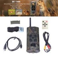 Skatolly HC700G 16MP 1080P Hunting Camera Night Vision Trail Cameras Trap 2G 3G GPRS MMS SMS