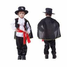 crianças cosplay trajes novo