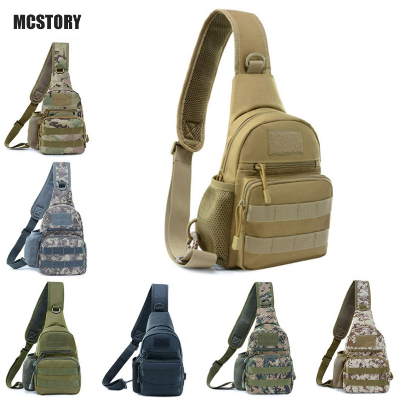 Tactical backpack Outdoor Sports Bags knapsack camouflage rucksack Hiking pack Military shoulder waterproof Camping Travel bag in Climbing Bags from Sports Entertainment