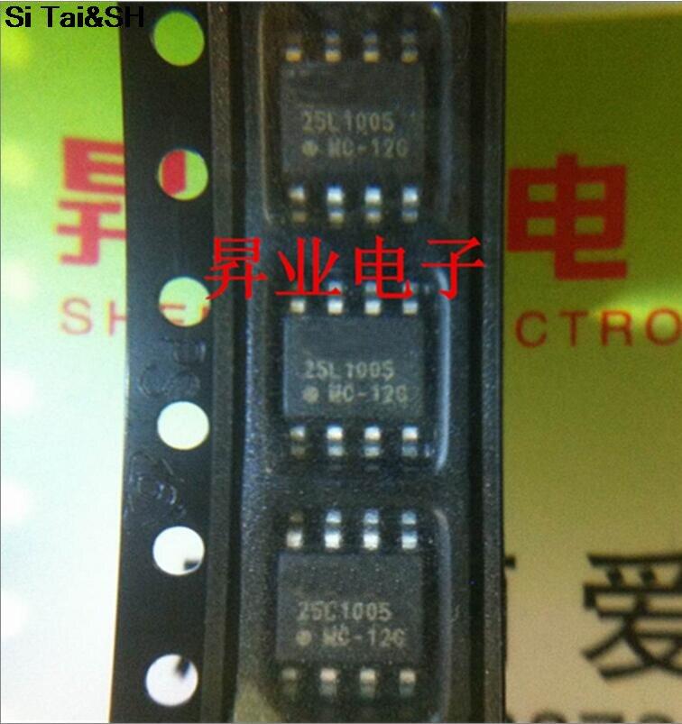 1pcs/lot MX25L1005MC-12G MX25L1005MC 25L1005MC-12G MX25L1005M MX25L1005 25L1005MC SOP-8 New Original