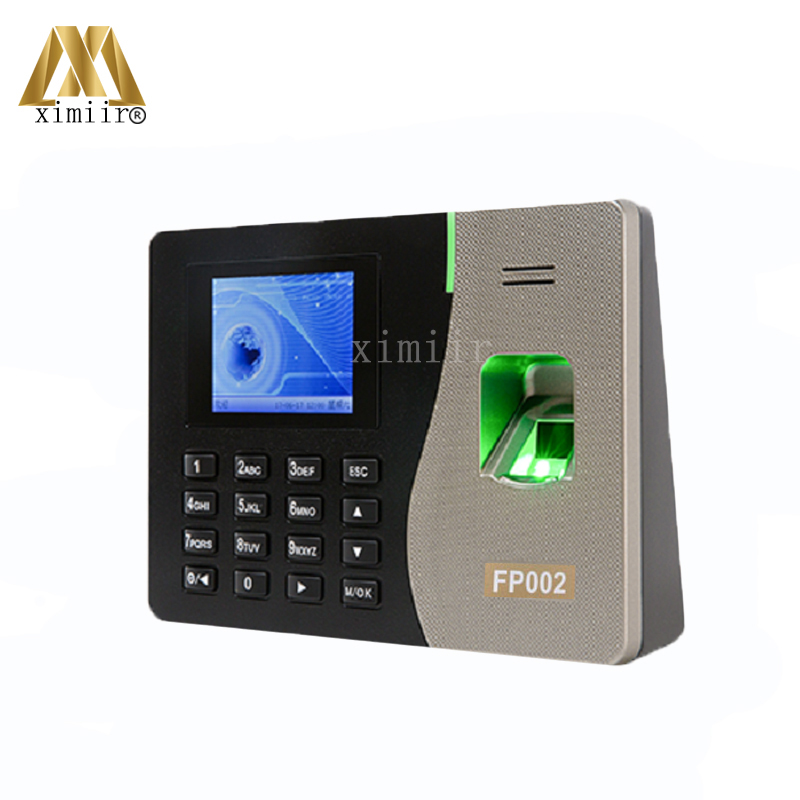 Super Cheap Price 3000 Fingerprint User Fingerprint Optical Sensor Color Inches TFT Screen TCP/IP Free SDK Time Attendance