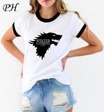 Game of Thrones Stark Wolf Women's T-Shirt