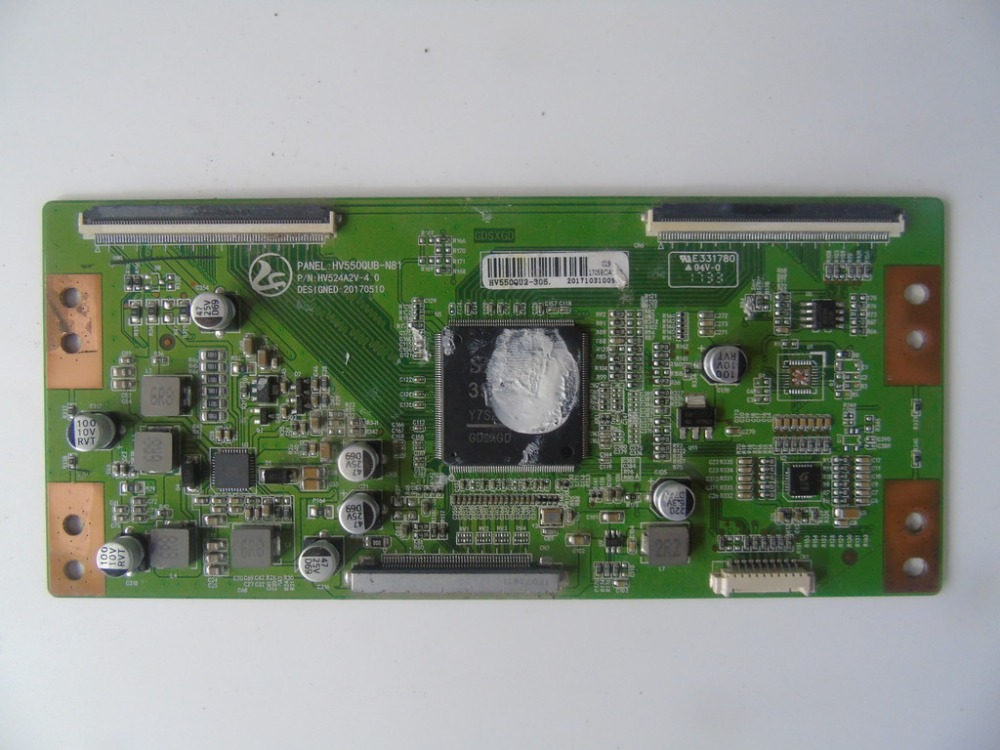HV550QUB-N81 HV524A2V-4.0 Good Working Tested