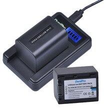 2 pc 2500 mAh batterie NP-FV70 NP FV70 NPFV70 & LCD USB Charger for Sony NP-FV50 FV30 HDR-CX230 HDR-CX150E HDR-CX170 CX300 Z1