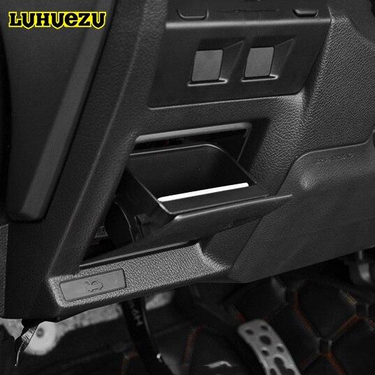 רכב פנים נתיך החלפת כיסוי אחסון תיבת מטבע כרטיס Bin עבור סובארו XV CROSSTREK אאוטבק פורסטר 2012-2018 אביזרים