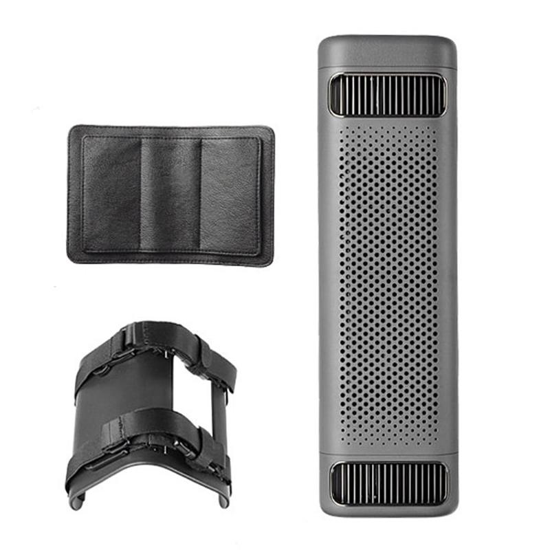 купить Xiaomi MiJia DC 12V Bluetooth Car Air Purifier Air Freshener APP Control PM2.5 replaceable formaldehyde filter screen Silent онлайн