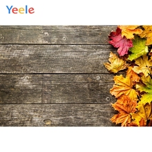 Yeele Fallen Leaves Old Wooden Board Texture Planks Res Show Photography Backgrounds Photographic Backdrops For Photo Studio yeele rose flower simple wooden board texture planks goods show photography backgrounds photographic backdrops for photo studio