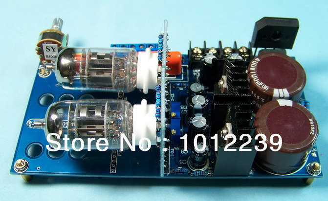 Srpp Preamp