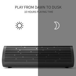 Image 3 - Meidong MD 2110 przenośny głośnik bluetooth bezprzewodowy 10 W głęboki Bass głośnik mini stereo muzyka wodoodporny głośnik zewnętrzny