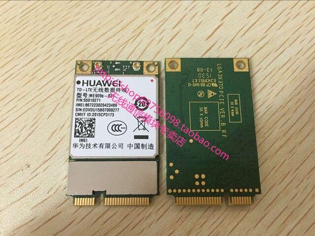 ME909S-821 МИНИ-PCIE 4 Г LTE ЧПУ модуль поддерживает USB, поддержка UART, голоса поддержки