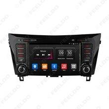8″ inch Android 4.4.4 Quad Core Car DVD GPS Radio Head Unit For Nissan Qashqai/X-Trail (2014~2015)#FD-4528