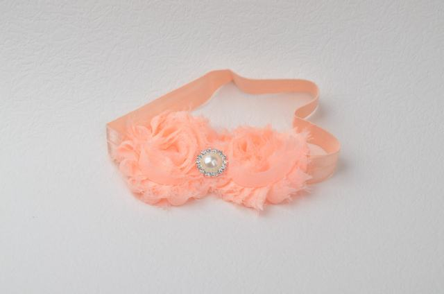 1 Piece Floral headband for baby girl