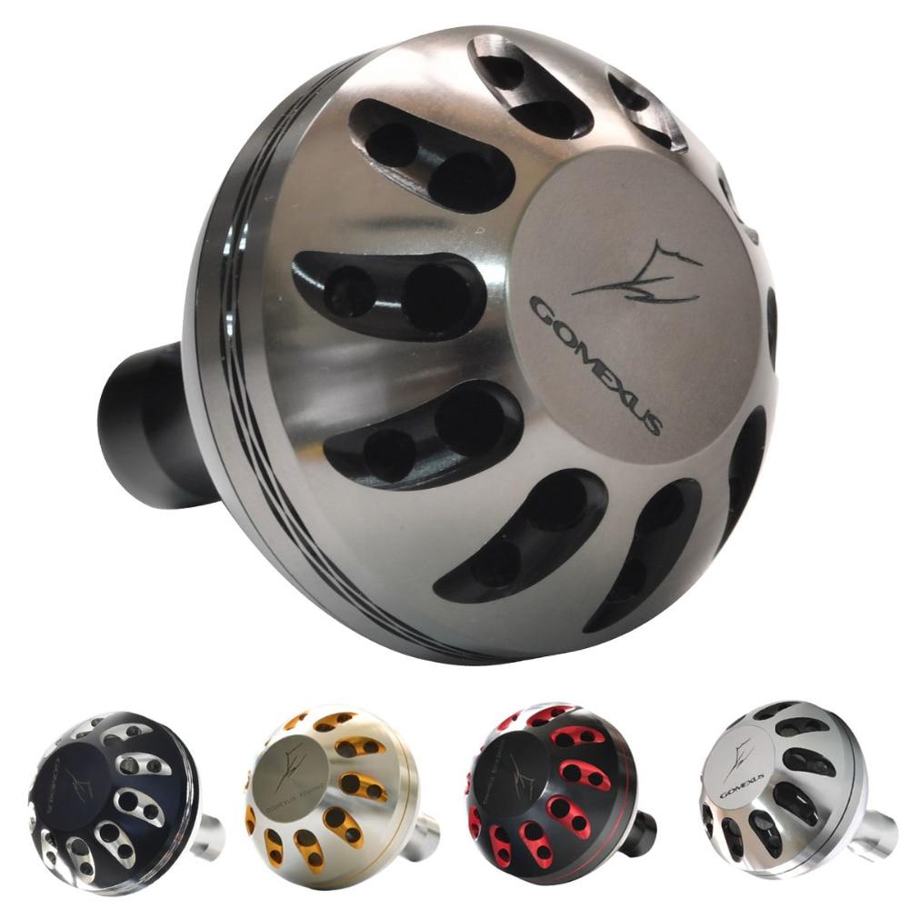 все цены на Gomexus Reel Handle Power Knob For Shimano Stradic FK C 5000 Saragosa SW Direct Daiwa BG Penn Spinfisher 1000 - 4000 Drill 38mm онлайн