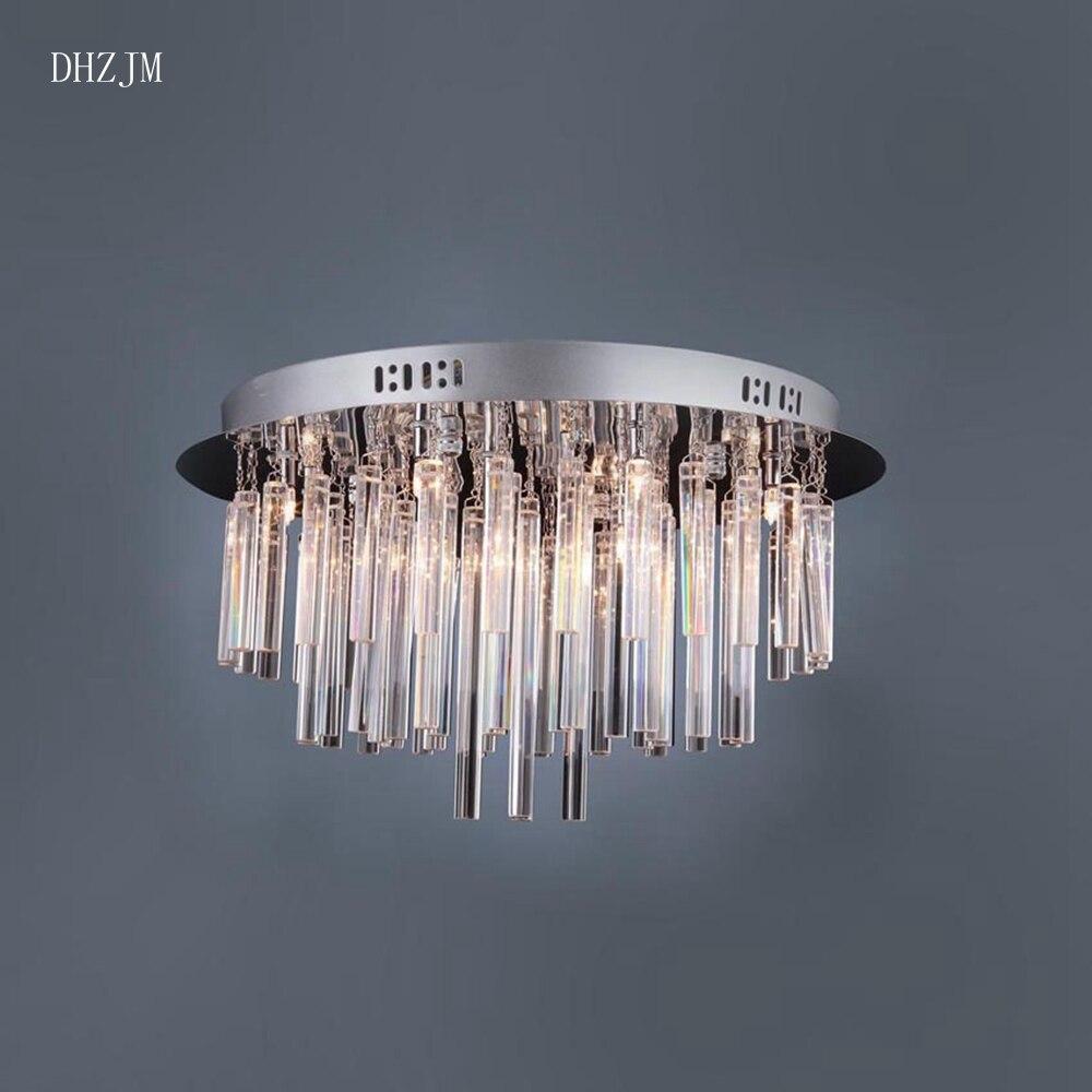 Rund Eitelkeit Lustre Led k9 Kristall kronleuchter Leuchte Hause ...