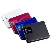 WD 1TB 2TB External Hard Drive Disk Portable HDD 2.5 HD SATA USB 3.0 My Passport Ultra Storage Device 1 TB 2 TB TO Hard Disk HD