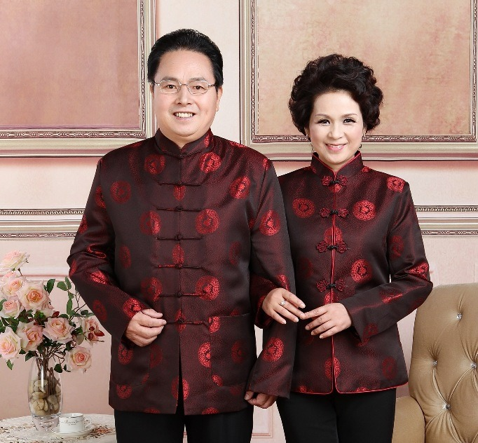 Shanghai Story Top Quality Cheongsam top Chinese Traditional Clothing for men ropa tradicional china hombre kung fu shirt image