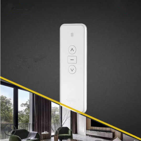 DC Automatic Tubular Electric Curtains Motor Roller Blind Shutters Intelligent Remote Control Lifting DIY blinds