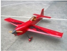 New 74.8in Turbo Raven Carbon Fiber Version 30-35cc RC Model Gas Airplane/Petrol Airplane ARF image