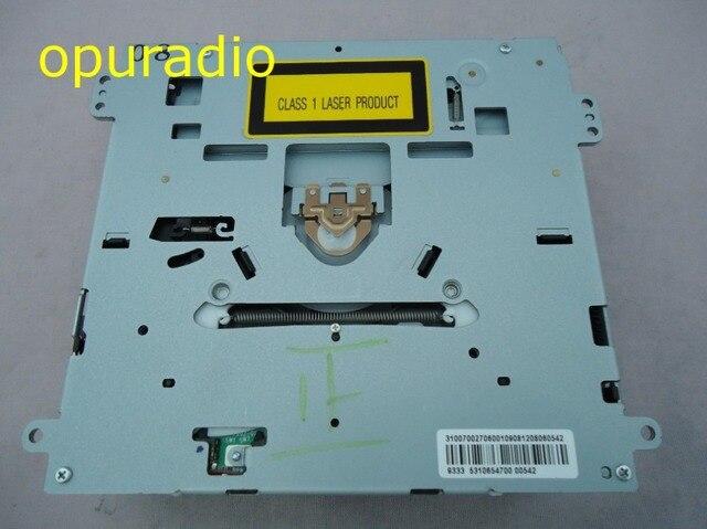 Nuevo VDO RD4 CD cargadora de ruedas mecanismo 12PIN para PEUGEOT 207 de 307 de 308 máxima VW Volkswagen auto sistemas de RADIO