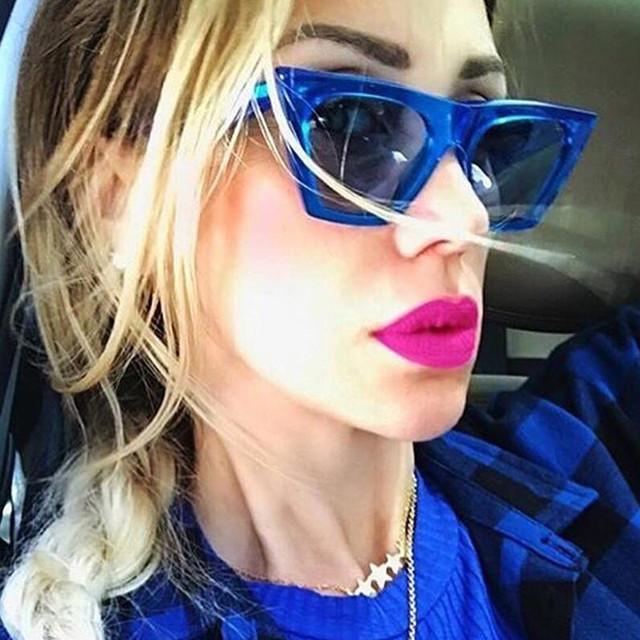 Cat eye Women Sunglasses Brand Designer Retro Sunglass Man Fashion Female Eyewear Oculos de sol UV400 Classic Sunglasses