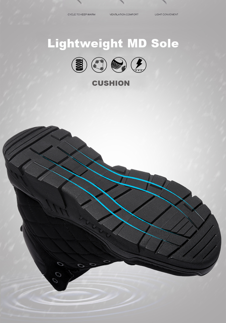 ee9aa9fec77 Shoes - 2018 Men's New Stylish Warm Snow Boots(Buy 2 Got 5% off, 3 Got 10%  off Now)