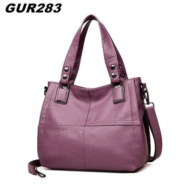 509587406ce7 Luxury handbags women bags designer shoulder bags women leather handbags  famous brand Casual Tote crossbody bag sac a main femme