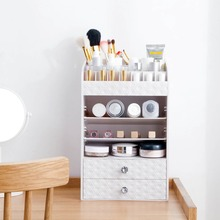 Large Makeup Organizer Cosmetic Storage Box Skin Care Product