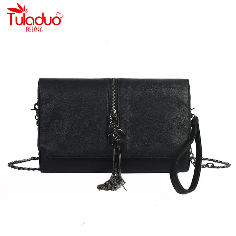 2017 Fashion Tassel Women Clutches Bags High Quality PU Leather Chains Ladies Crossbody Bags Holding Bag For Woman Summer bolsas vintage small bag women messenger bags soft pu leather tassel handbags crossbody bag for women clutches bolsas femininas