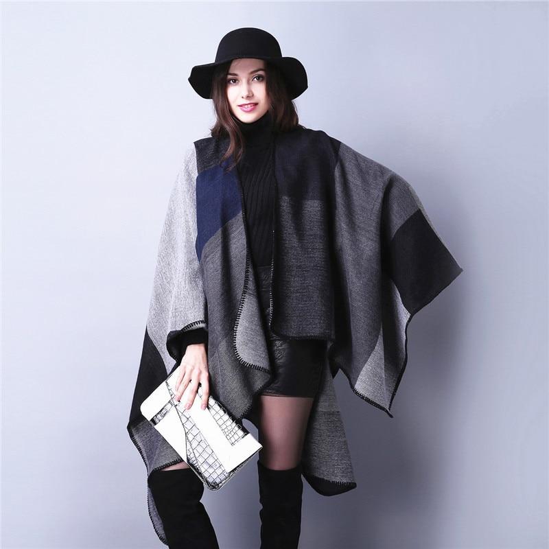 Winter jacket women 2018 new coat women fashion scarf ladies travel shawl Europe style women   parkas   long slim warm women jacket