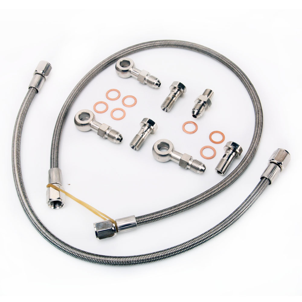 Kinugawa Turbo Oil Feed Line Kit for Mitsubishi 6G72T