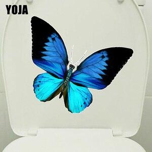 YOJA 20.6X19.5CM Realistic Blu