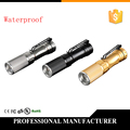 USA RU Mini Penlight Led Flashlight ZOOMABLE 7W CREE Q5 2000lm ZOOM Tactical AA or 14500 battery Flashlight Torch Lamp