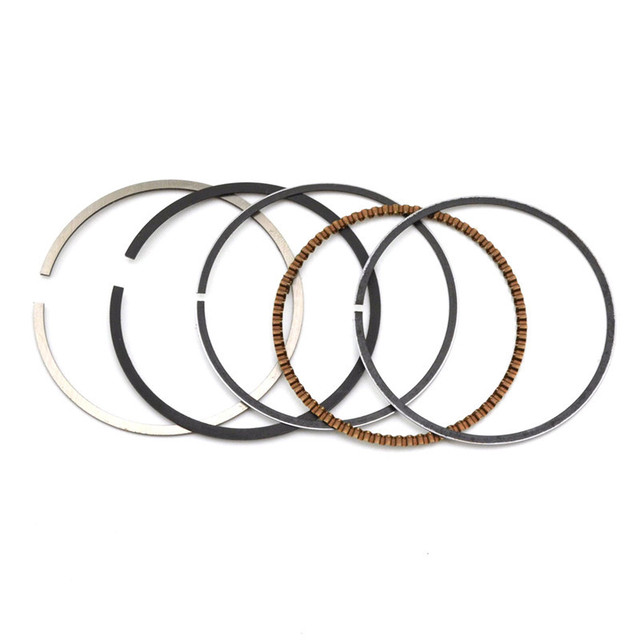 Motorcycle Engine parts  STD Bore Size 83mm piston rings For Suzuki AN400 AN4 00  piston ring