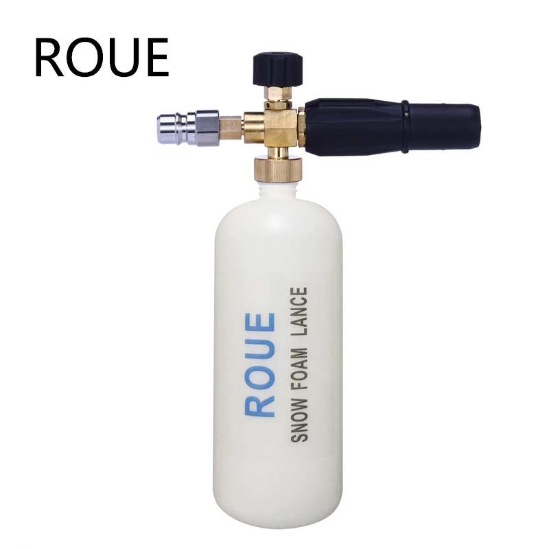 ROUE Brand Gs Top Quality Quick Connect Snow Generator Foam Nozzle High Pressure Generator with PA quick release connector|generator high|generator connection|generator connector - title=