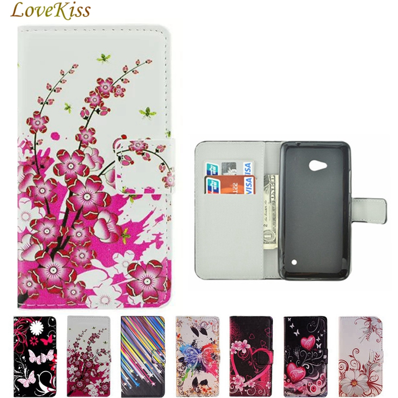 Clothing, Shoes & Accessories Kind-Hearted Phone Case For Nokia Lumia 625 1320 730 650 950 635 Flip Case For Nokia 3 640 540 640xl Xl Cover Skin Shell.