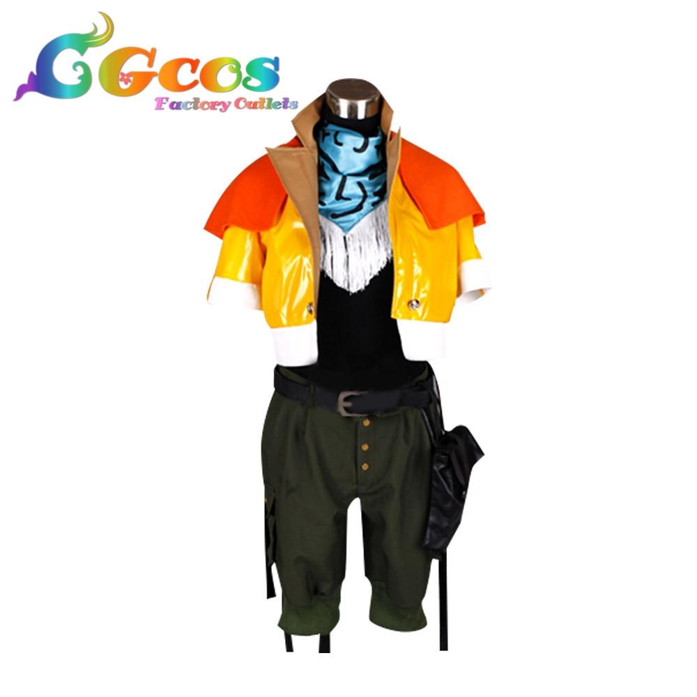 Cosplay Costume FINAL FANTASY XIII HOPE Dresses Clothes Kimono Uniform CGCOS Free Shipping DM389