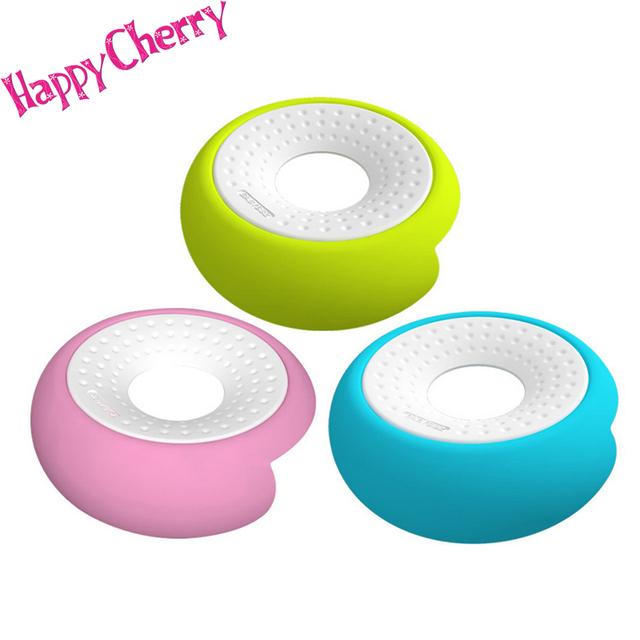 Feliz de la Cereza Bebé Niño Niños de Seguridad Sólido Suave Silicona Tabla Corner Protectors 4 Pack