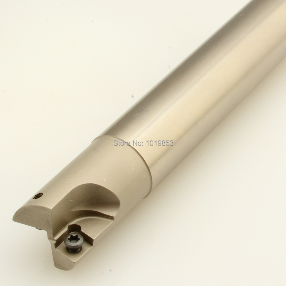 TJU 20XC20X185L indexable Drilling and milling cutter arbor for CCMT060204 AND CPMT090204 carbide inserts