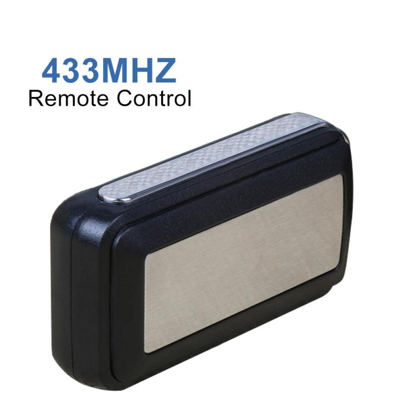433MHz  4-Channel Remote Control 433MHz  RF  Transmitter Duplicating Cloning  Key Fob Garage Door Receiver Relay Opener Module for ballan fm404b 4013 fm404 fm self learning compatible garage door cloning remote control free shipping