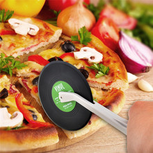 Food-grade Plastic Pizza Cutter Round Shape Pizza Wheels Cutters Cake Bread Round Knife Cutter DIY Bakeware Tool Pizza Tools
