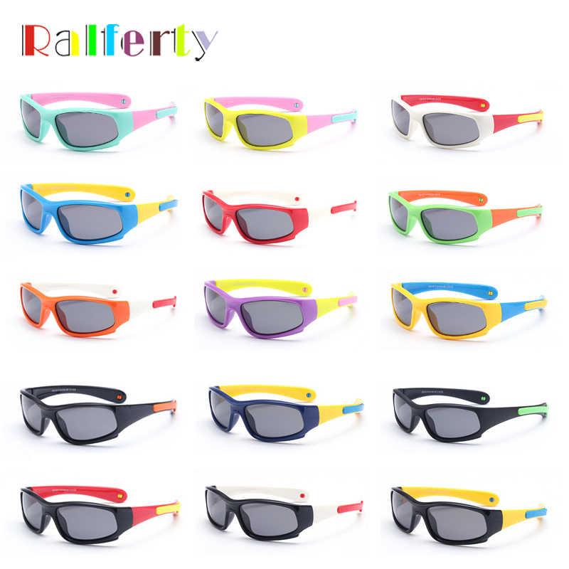 ... Ralferty детские спортивные солнечные очки поляризационные анти УФ  защита очки ребенок Polaroid Защита от солнца очки ... 66f57606aba