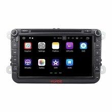 """KLYDE 2 Din 8 """"Android 7.1 Reproductor Multimedia Del Coche Para Volkswagen VW Magotan Caddy 2006-2012 Radio de Coche DVD Audio Estéreo MAPA Gratuito"""