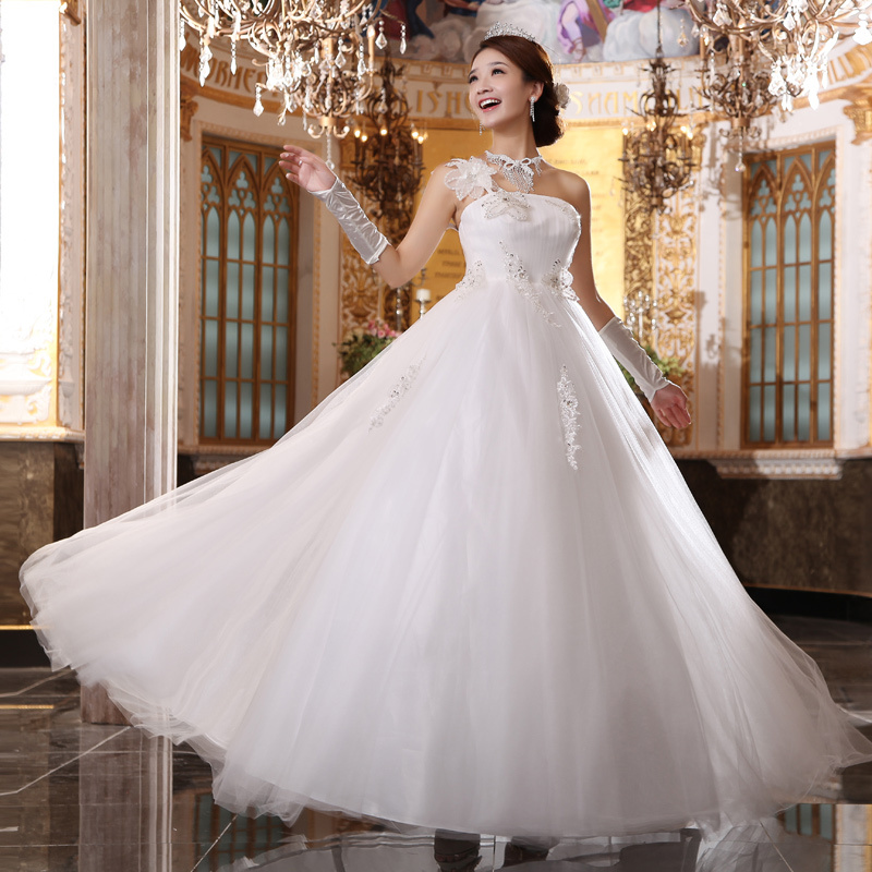 e09a6e264cfdb Free Shipping!2014 New Arrival Stylish High Quality High Waist Lacing Maternity  Bride Princess Ball Gown Empire Wedding Dresses on Aliexpress.com | Alibaba  ...