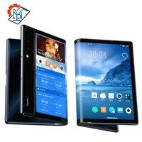 Original Royole FlexPai Cell Phone 7.8 Flexible AMOLED Screen 6/8G RAM 128/256G ROM Snapdragon 855 Octa Core 3970mAh Smartphone