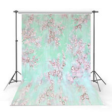 Light green Pink Color Flowers Photography backdrops Studio Photo backgrounds for photo photographers wedding theme