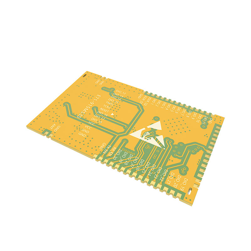 Image 5 - E70 915T30S CC1310 915MHz 1W Wireless rf Module CC1310 Serial Transceiver SMD 915M Module-in Fixed Wireless Terminals from Cellphones & Telecommunications