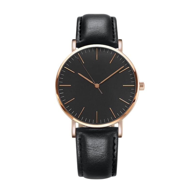 Nowa moda 18 MM nylon pas kobiet zegarek business casual marka - Zegarki damskie - Zdjęcie 2